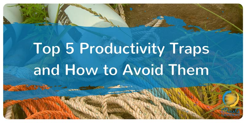 Top 5 Productivity Traps and How to Avoid Them