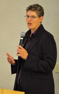 Paula Gregorowicz, professional speaker