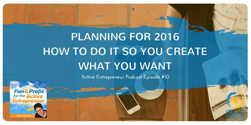 Small Business Planning for 2016