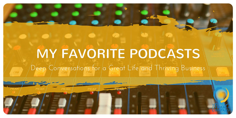 Favorite Podcasts 2016
