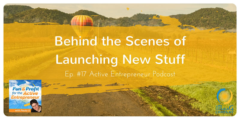 How to Launch New Stuff - Behind the Scenes Look