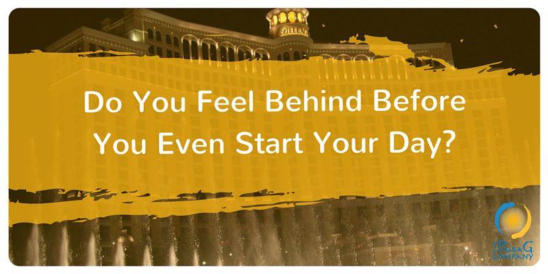 Feel Behind Before You Start