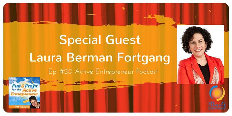 Special Guest Laura Berman Fortgang