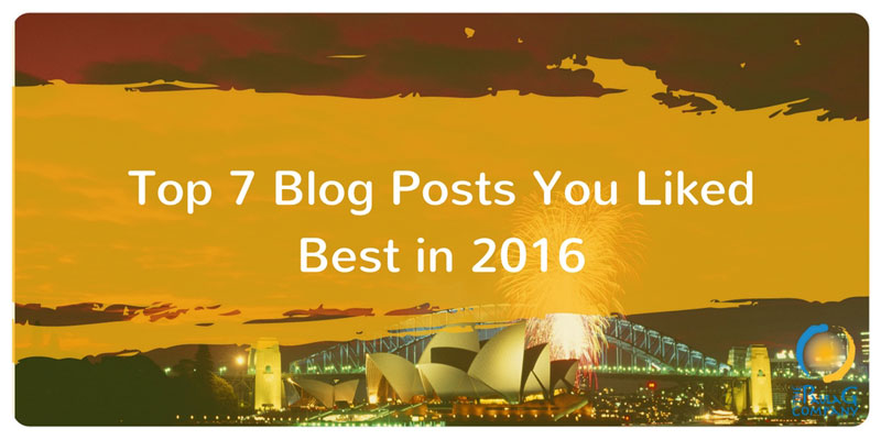 Top 7 Blog Posts You Liked Best in 2016